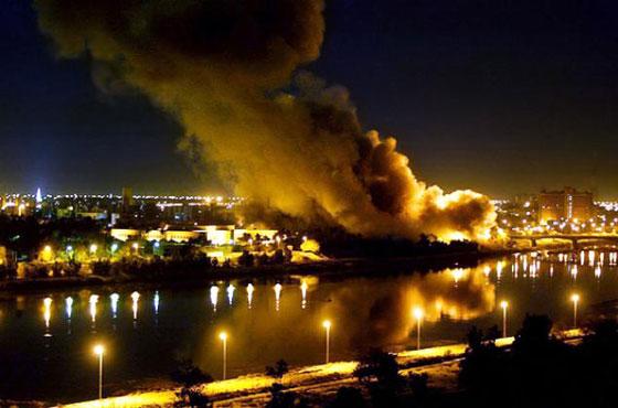 23 mars 2003 intervention en irak