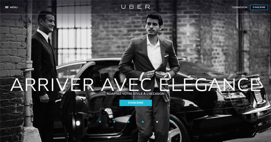 home-page-du-site-uber