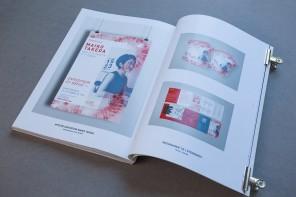 Topaz, une identité visuelle dessinée par Caroline Valette