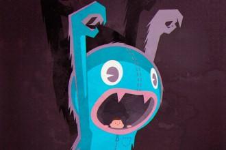 Illustrations pour enfants par le designer Brian Won