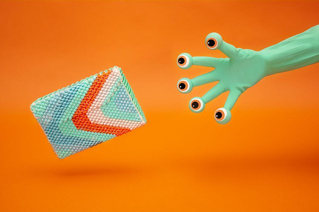 Les compositions colorées de la photographe Abi Green