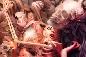 Illustration digitale et dessin de personnage par Alfonso Elola