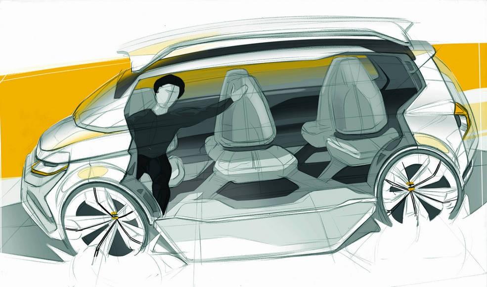 La question du transport par le designer Clément Porée
