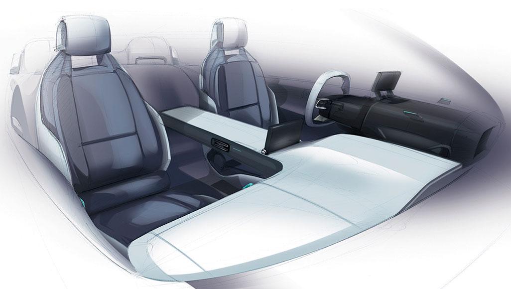 design d int rieur de voiture par thomas lienhart partfaliaz. Black Bedroom Furniture Sets. Home Design Ideas