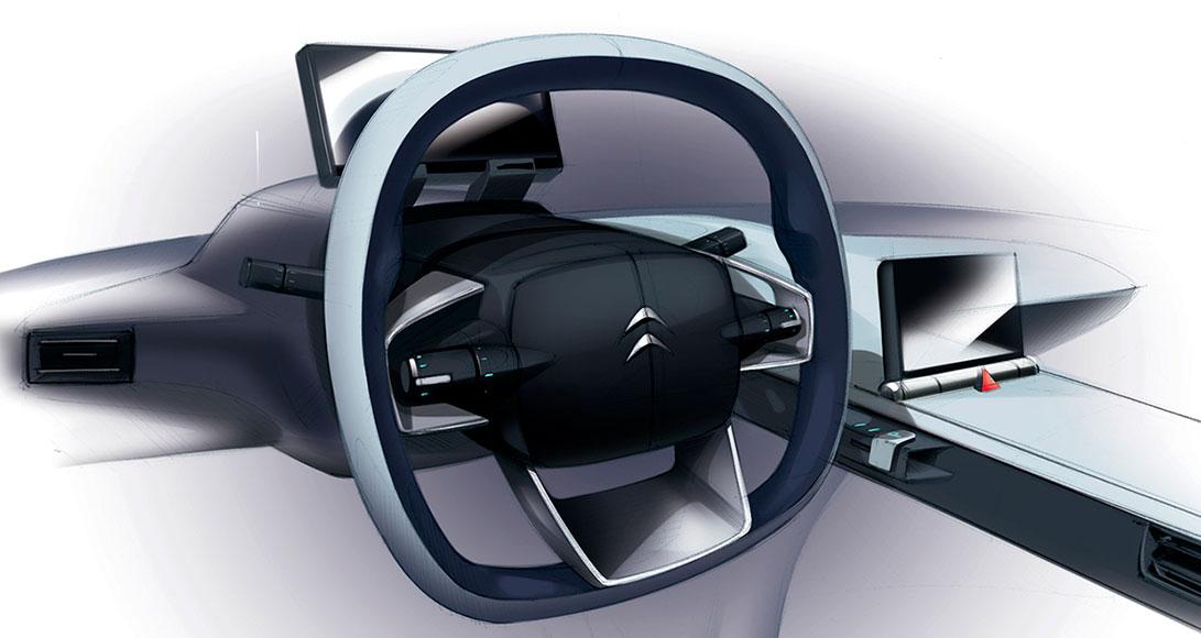 Design d int rieur de voiture par thomas lienhart partfaliaz - Design interieur voiture ...