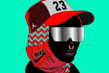 Digital illustrations by Kervin W Brisseaux