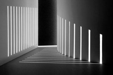Paper art en lumière par Owen Gildersleeve