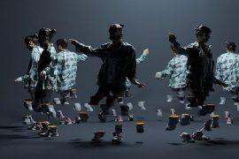 Motion design et 3D pour Kouhei Nakama