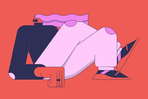 Les illustrations minimalistes d'Ana Duje