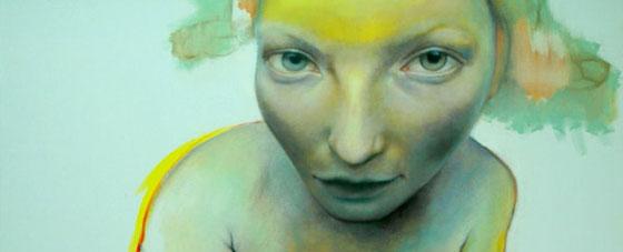 Tamara Muller, peinture unique
