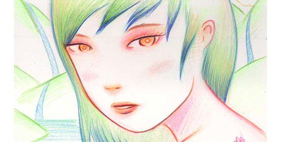 Daniel Hyun Lim, crayon manga