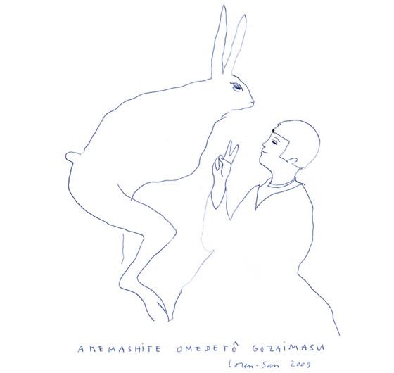 Loren Capelli et ses dessins minimalistes