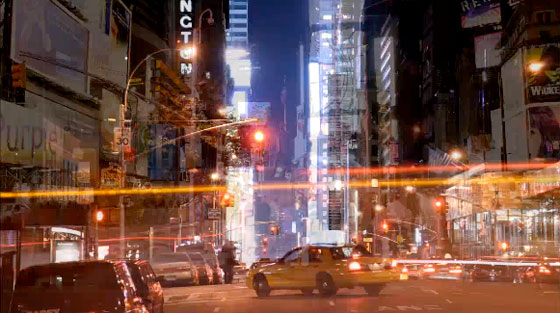 Les time-lapses urbains de Max Moos