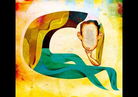 Les illustrations conceptuelles de Gonçalo Viana