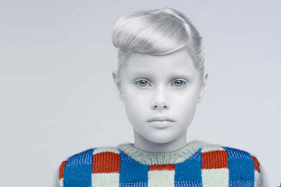 La mode enfant par Achim Lippoth