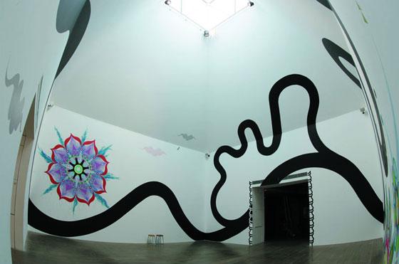 Superbes peintures murales par Hitotzuki