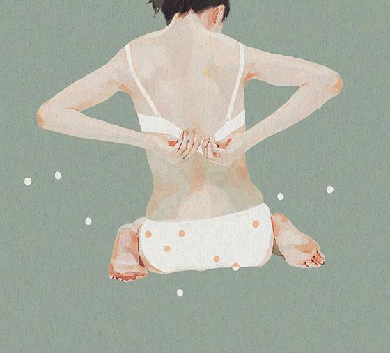 Superbes peintures par Jun (Ayafuya)