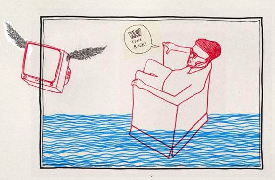 Les émotions subtiles et l'humour de Tilman Faelker