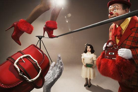Mode et portraits par Patrick Swirc