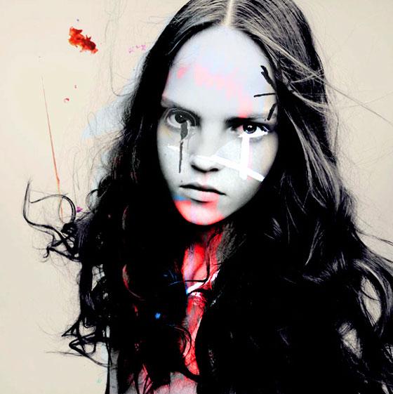 Collages underground par Victor Antonio