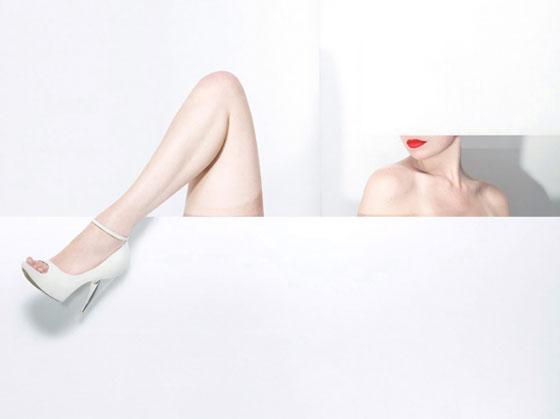 Minimal art par la photographe Davina Muller