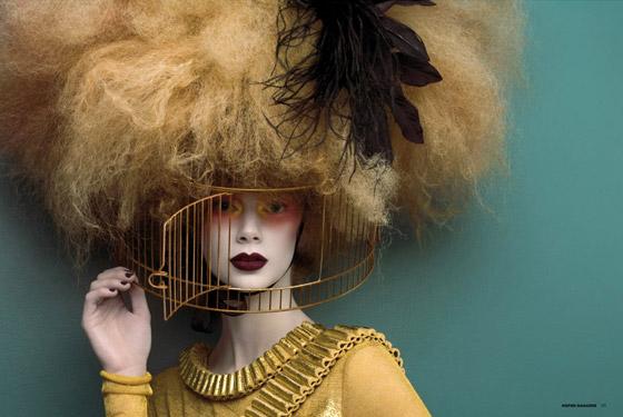 Photo de mode créative par Paco Peregrín