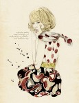 Elodie's fashion and portraits illustrations