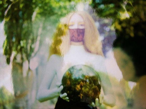 Denise Grunstein, mode romantique et nature
