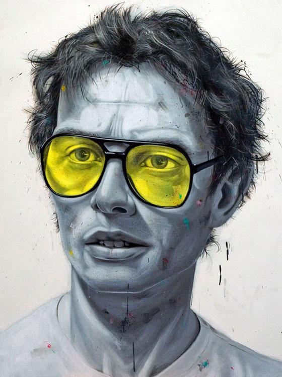 Robert Mearns, intimité du portrait peint