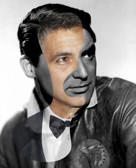 George Chamoun, mixe des icônes du cinéma de différentes époques