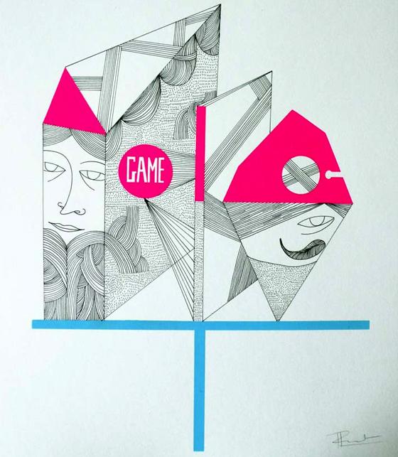 Pepa Prieto, l'imagination en peinture