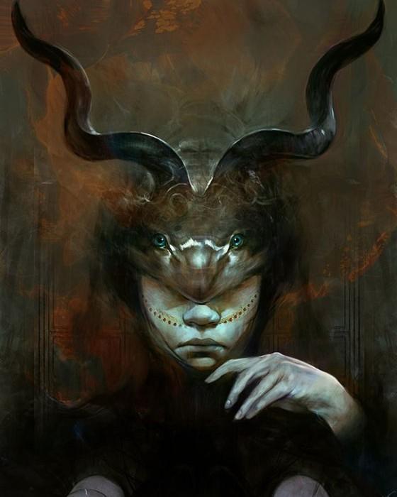Heroic fantasy from artist Jeff Simpson