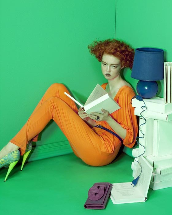 Fashion photography by Lucia Giacani