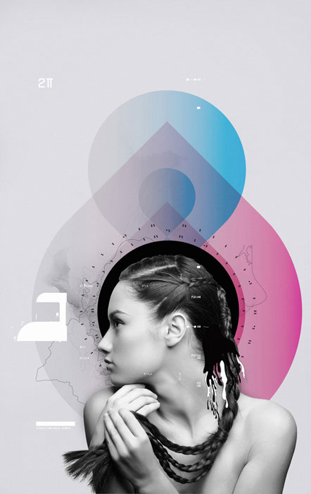 ... Poster Design By Anthony Neildart ...  Fashion Poster Design