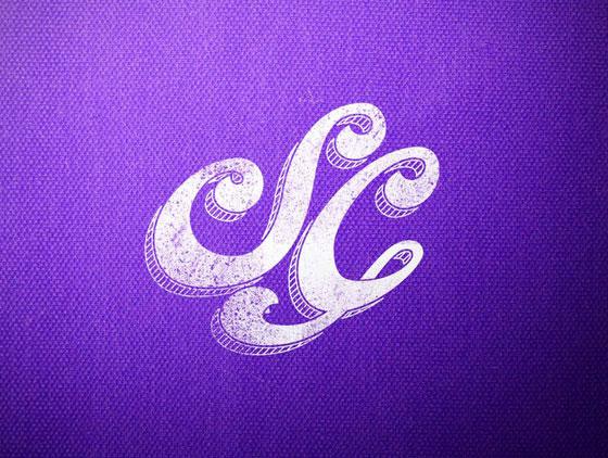 Calligraphie et études de lettres par Jackson Alves
