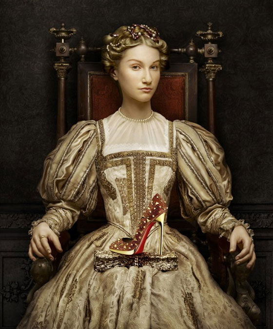 """women of history"" from Peter Lippmann"