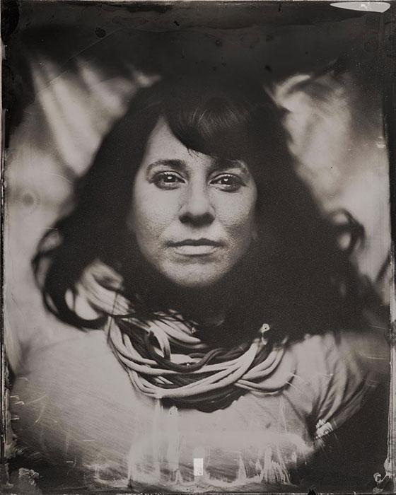 Auto-portraits et autres expériences par Jennifer Bruget