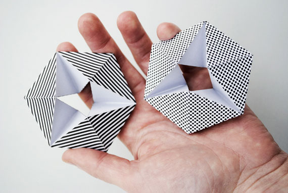 Paper craft at minieco