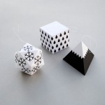 Great paper craft by Kate Lilley at Minieco