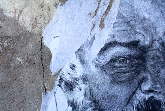 Street art by Artisme