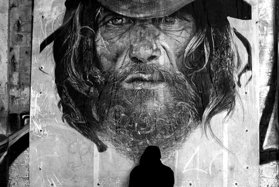 Street art par Artisme
