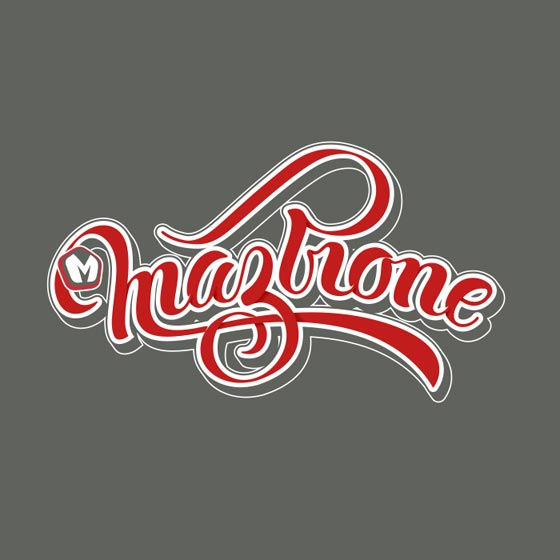 Cool lettering by Maztrone