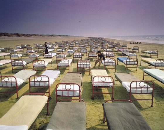 Death of record sleeve designer Storm Thorgerson