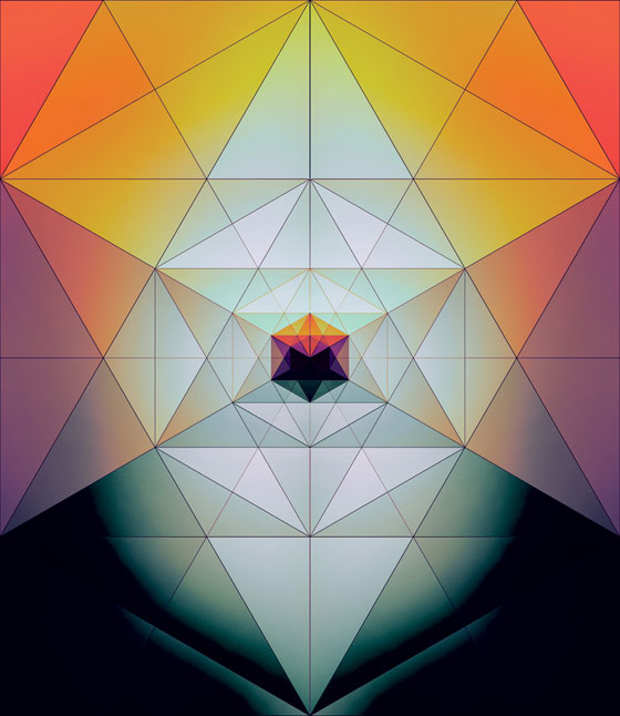 Compositions hypnotiques par Andy Gilmore