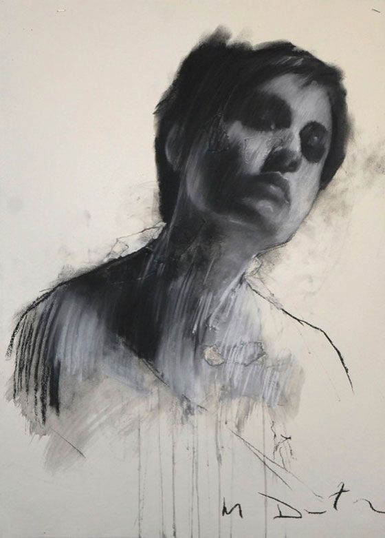 Art figuratif contemporain par Mark Demsteader