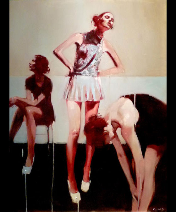Narrative Art by Michael Carson