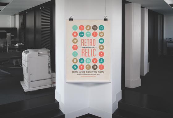 Versatile graphic design by Celia Arellano
