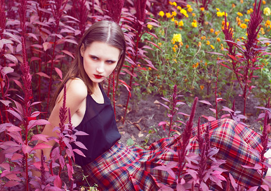 Fashion photography in Kiev by BriAnne Wills
