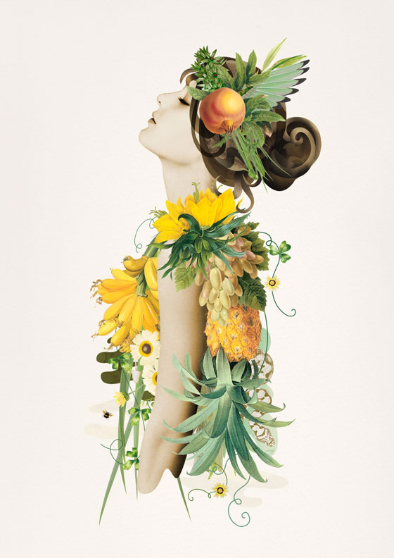 Paper set design and illustrations by Ciara Phelan