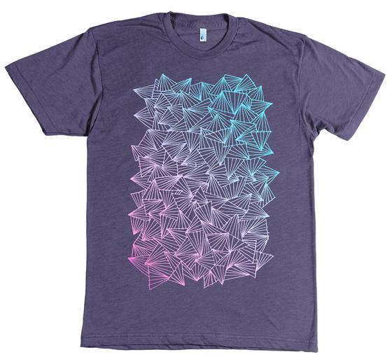 Vintage T-shirt design by Gerren Lamson